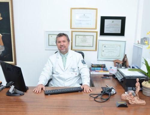 Dr. Marcelo Costa Silva, na HEPATO 2019