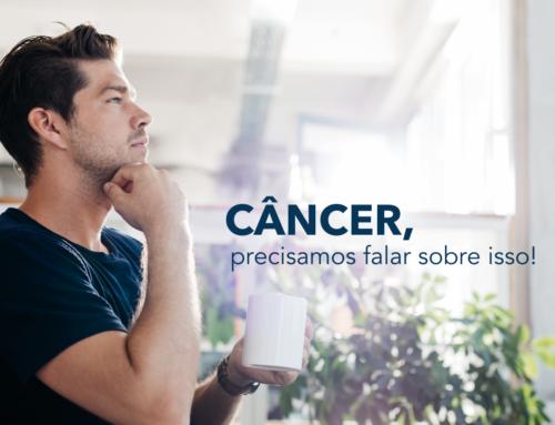 Câncer, precisamos falar sobre isso